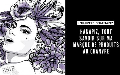 Hanapiz, tout savoir sur la marque de cosmétiques au chanvre !